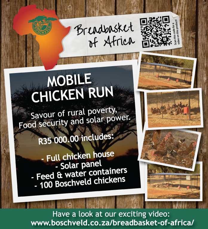Breadbasket of Africa